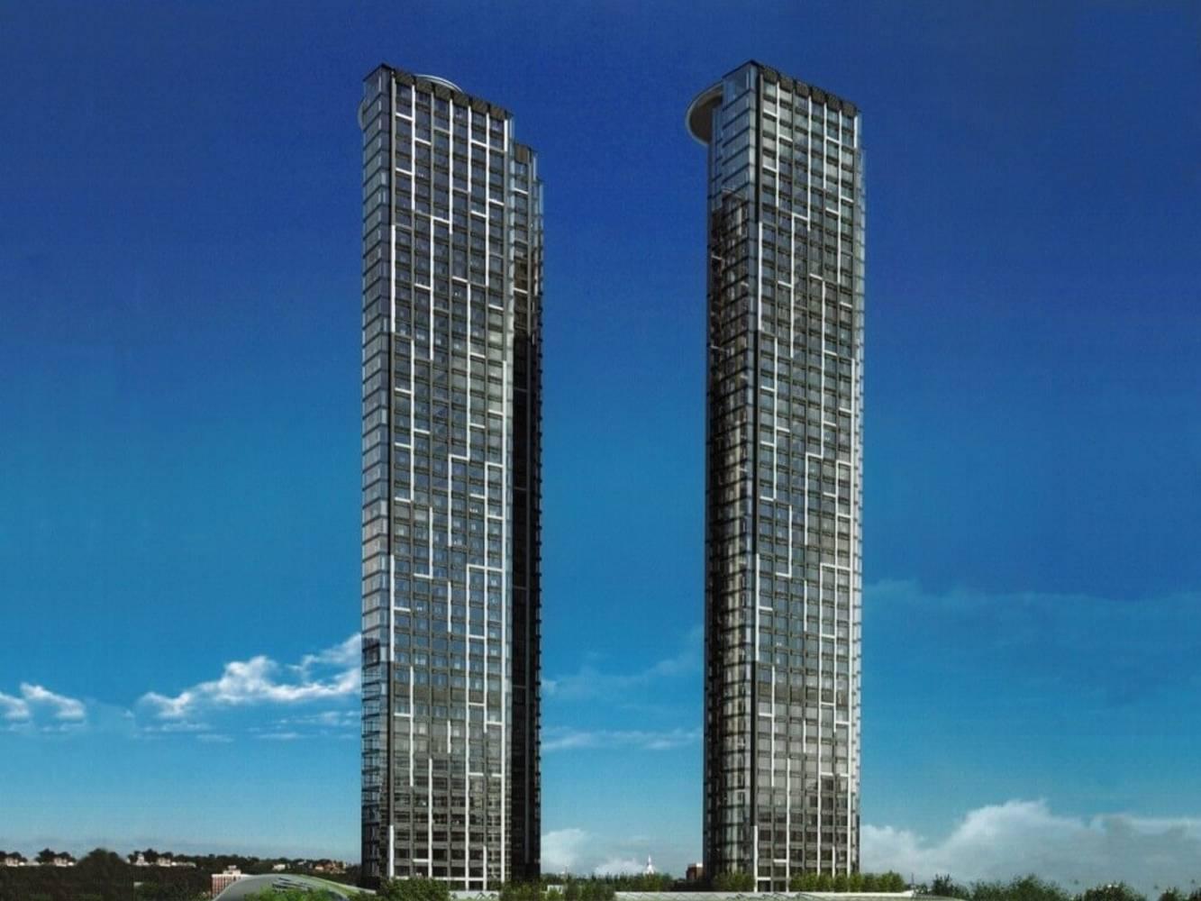 Çiftçi Towers