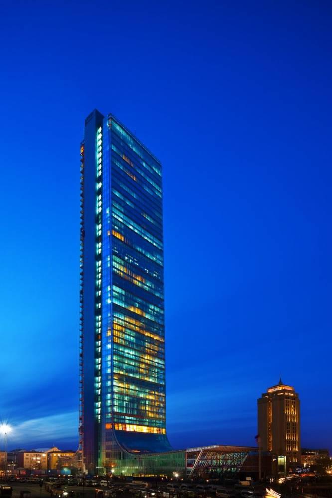 برج السفير اسطنبول