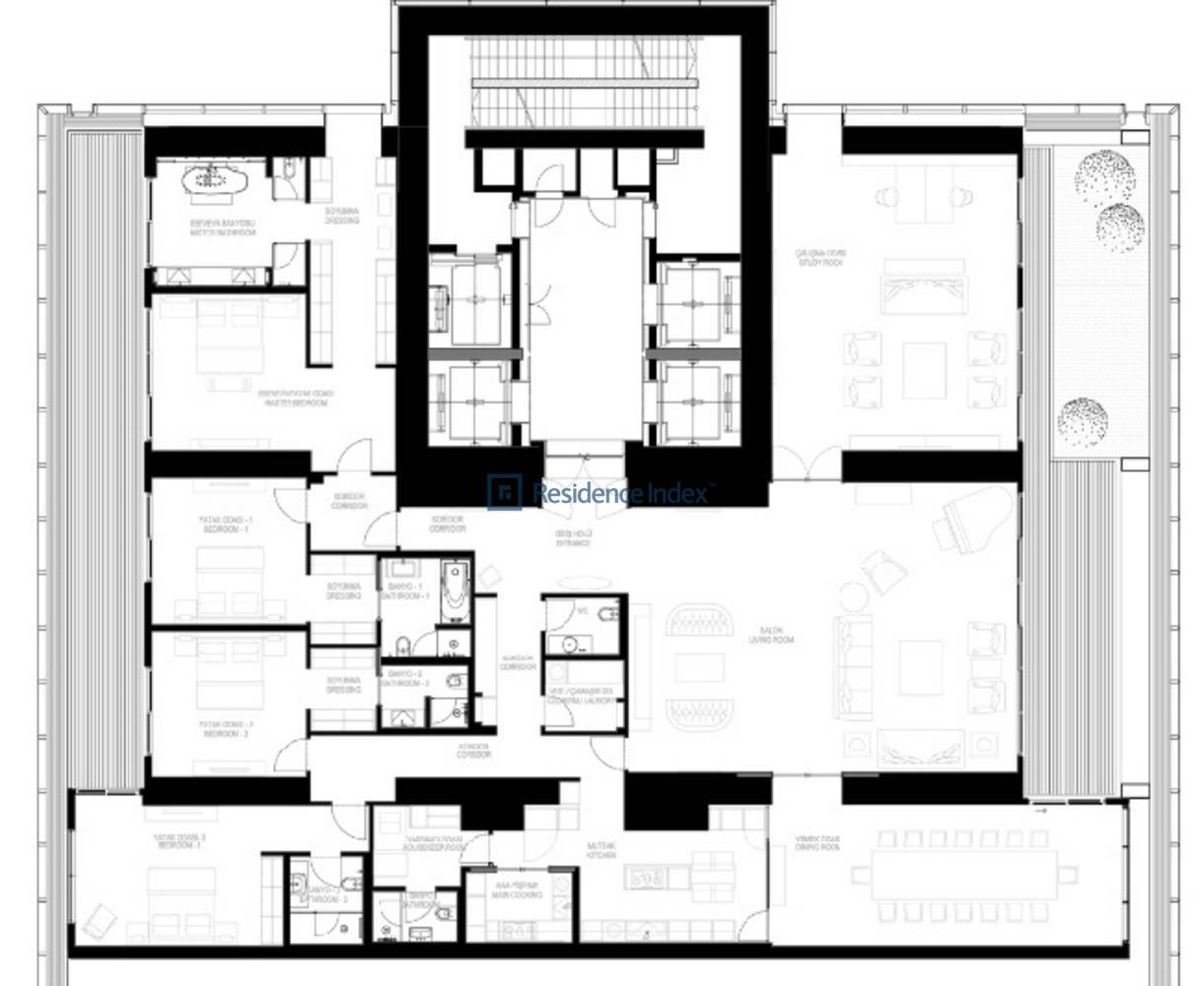 Sapphire Residence E