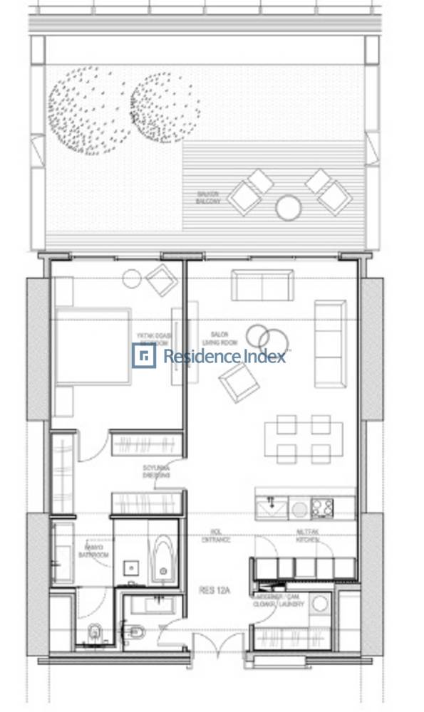 Sapphire Residence A