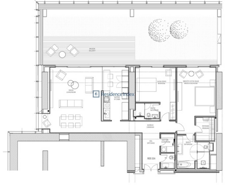 Sapphire Residence 2+1