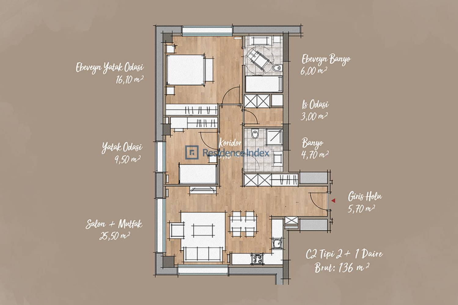 Antwell Life Care Residence  C2 Tipi