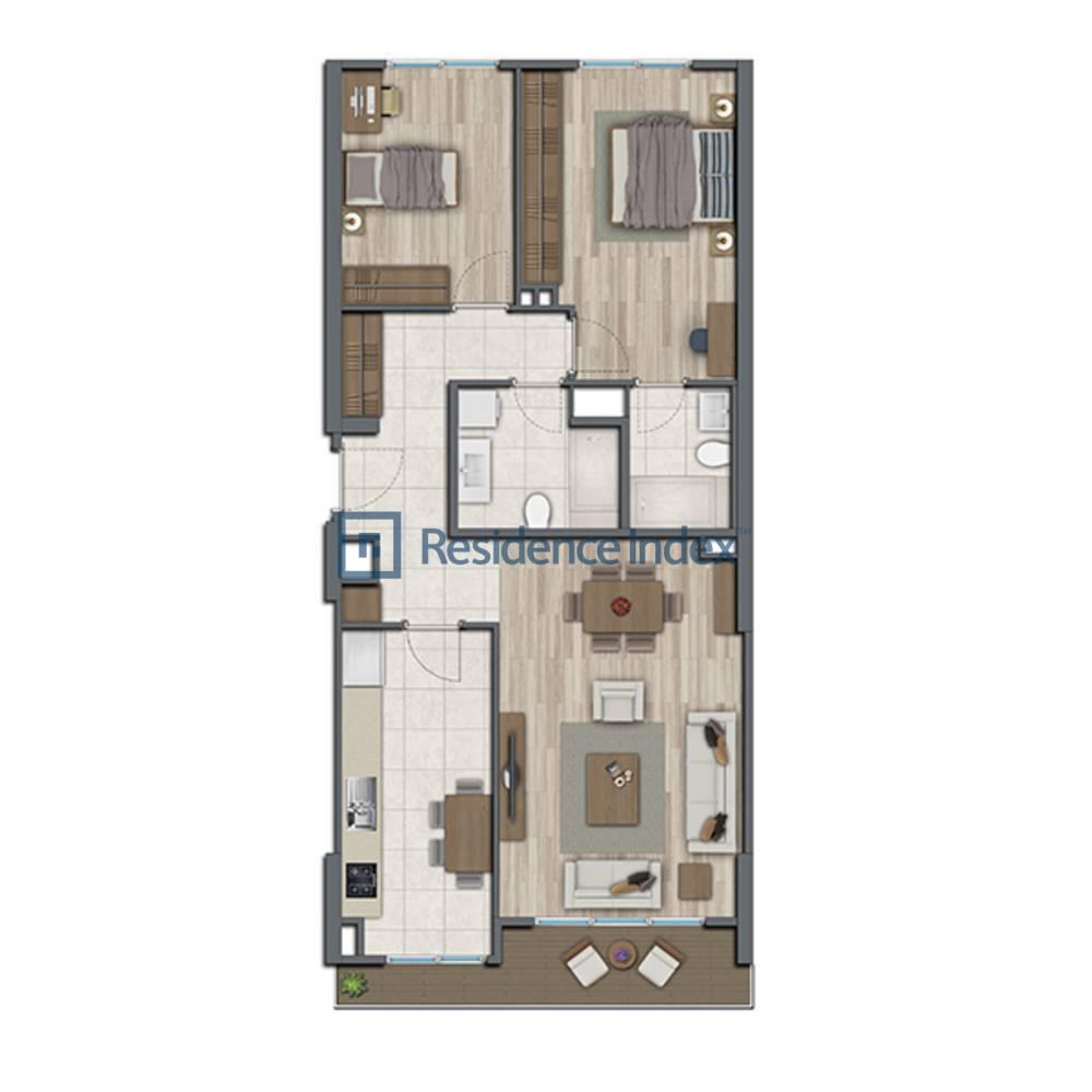 Sur Yapı Topkapı Evleri  A-Baza