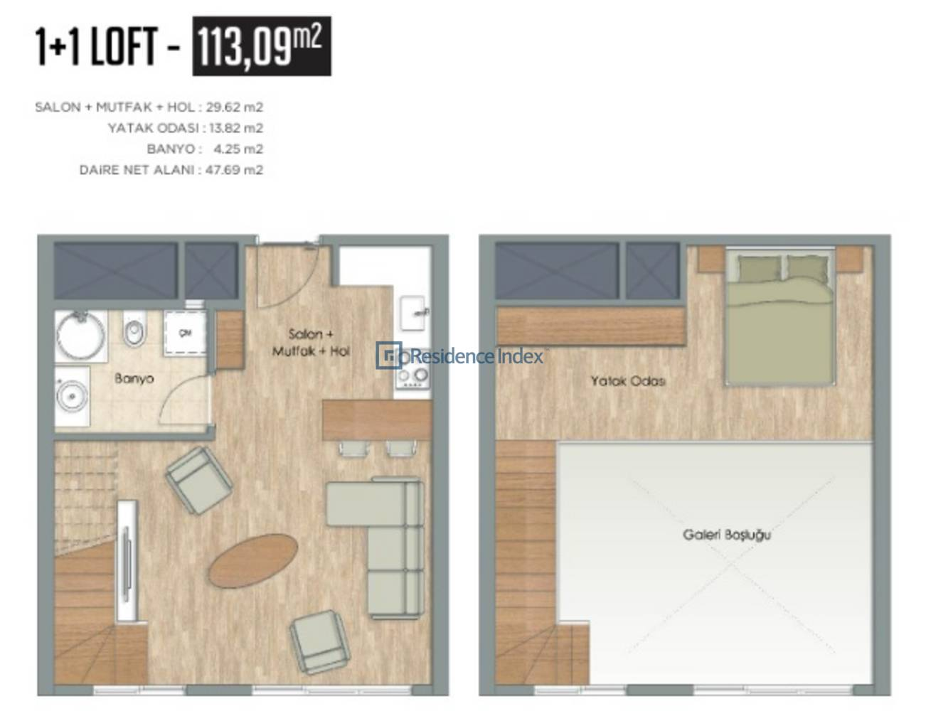 Helenium Sky Suite Loft
