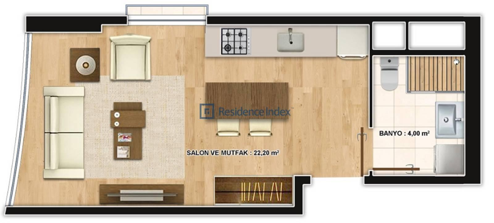 Perola Residence Tip 1