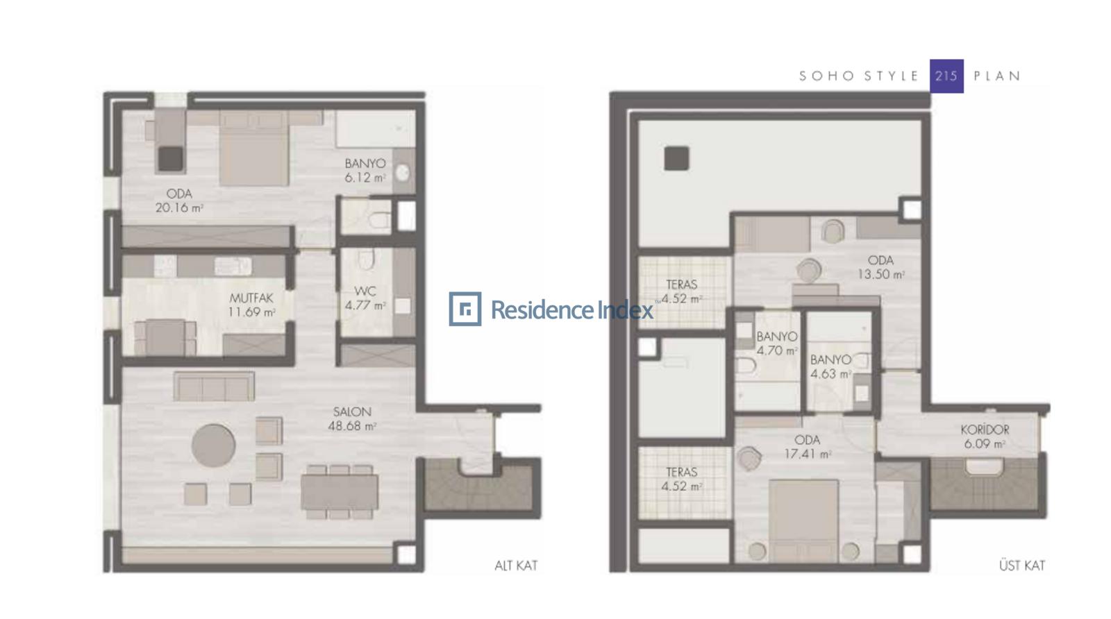 Soho Residence C