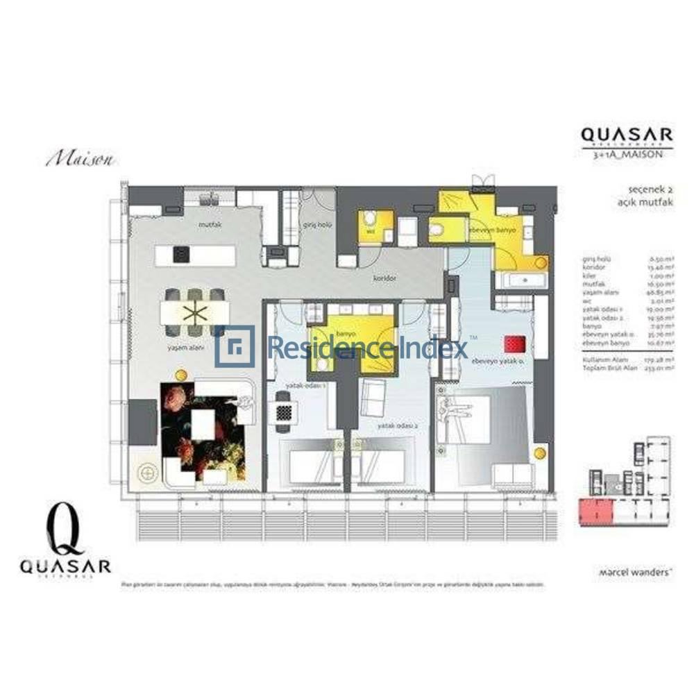 Quasar İstanbul A