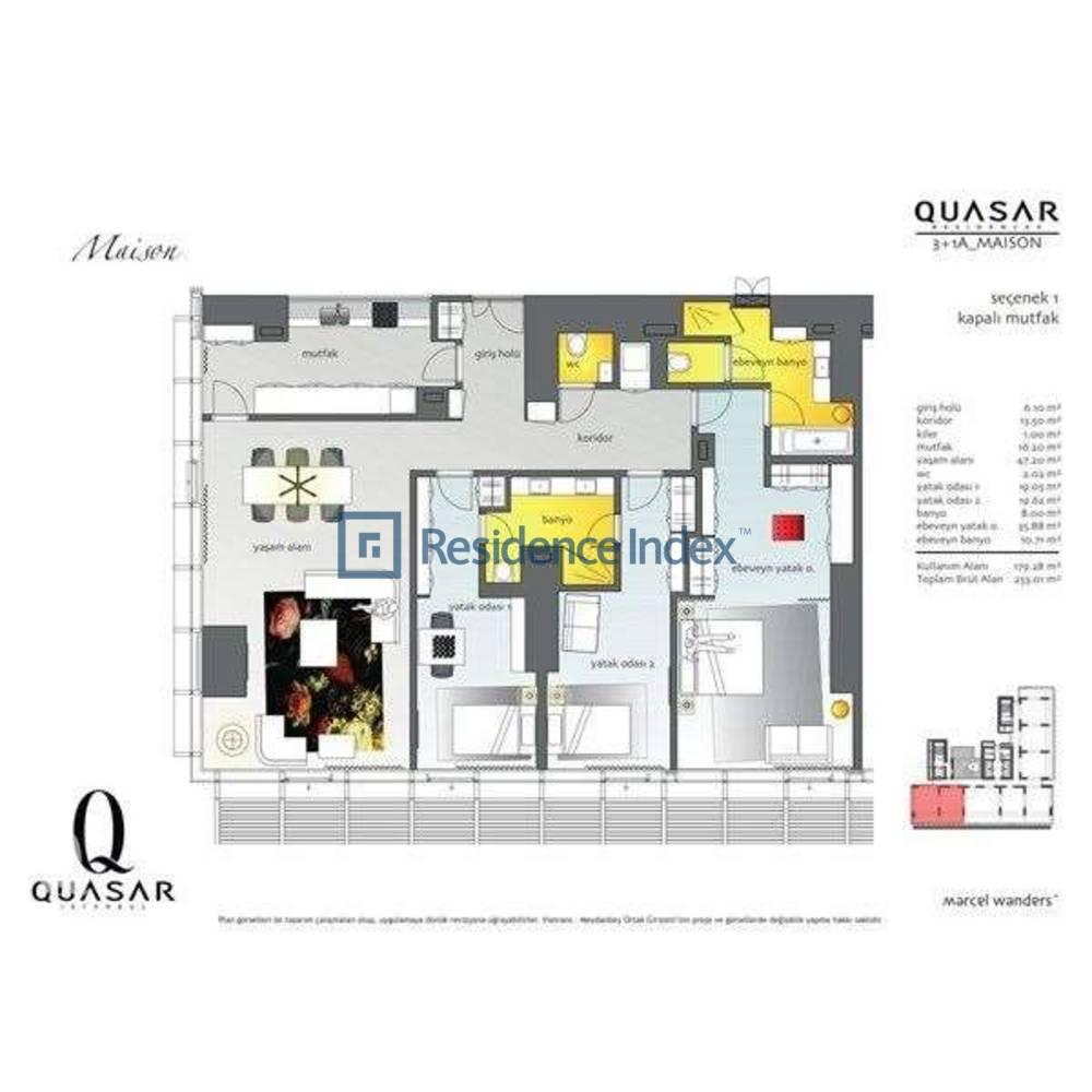 Quasar İstanbul C